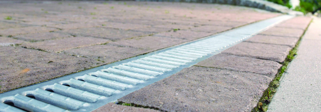 Regenwaterafvoer en riolering